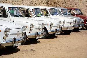 8 Trobada Vehicles clàssics